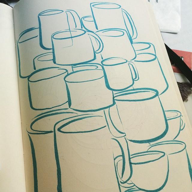 blog draw drawings