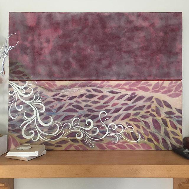 encaustics painting